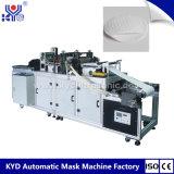 Fabricante do sexo feminino controlo PLC Makeup meia volta de máquinas de algodão
