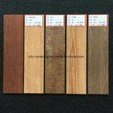 Mattonelle di pavimento di legno di ceramica del materiale da costruzione di Foshan belle