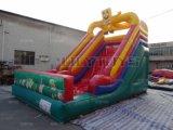 Конструкция Lillytoys Earlest забавляя скольжение Trampolin для детей