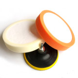 Manufacturer Durable Because Care Foam Polishing Wheels clouded