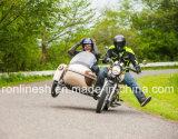 Euro4 397cc Retro/Vintage/Nostalgia Motociclo clássico carro lateral lado familiar/moto/lado da família não/ Lado familiar de triciclo/Motociclo ECE/CDC legais de Rua