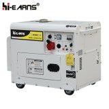 三相Air-Cooled無声タイプディーゼル発電機(DG8500SE3)