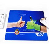 Computerzubehör-Büro-Computer-Gummimausunterlage mit dem kundenspezifischen Firmenzeichen gedruckt