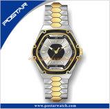 Wristwatch Luma самой новой формы особой статьи конструкции автоматический прочный