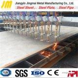 Platten-Laser-Ausschnitt-Maschine für dünne Stahlplatte