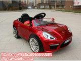 Un matériau plastique et le logement de style jouet voitures électriques pour les enfants