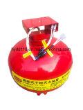 Control eléctrico al por mayor que cuelga el extinguidor seco extrafino del polvo
