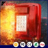 Stazione di chiamata d'emergenza impermeabile del telefono del IP di Koontech del telefono marino Knsp-18