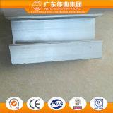 Profil en aluminium pour le système de mur rideau