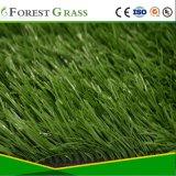 Haute densité des surfaces de terrain de jeux de football en gazon artificiel (STO)