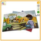 Профессиональное цветастое книжное производство рассказа детей (OEM-GL001)