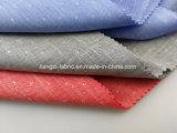 Покрашенная хлопчатобумажной пряжей ткань Dobby Slub пряжи Melange - Lz8874