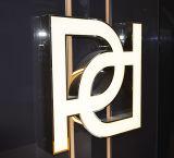 3D LED publicidad Carta de signo (CE/UL/cUL de la lista)