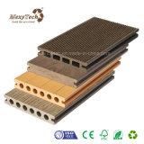 2017 La Chine le fournisseur de matériaux de construction en plein air WPC Decking composite pour l'étage