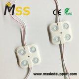 China piscina 4LED SMD 2835 12V Módulo LED de Injeção de PCB para sinais Carta - China Módulo LED, 2835 Módulo LED com objectiva