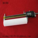 Tasso zero Macor di ceramica lavorabile alla macchina Rod del foro