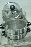 Piccola friggitrice Mdxz-16, friggitrice di pressione del piano d'appoggio di pressione del pollo