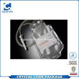 Contrassegno impermeabile dell'autoadesivo del sacchetto di anima di temperatura insufficiente