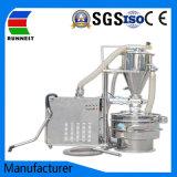 Automatische vibrierende Vakuumzufuhr-Maschine für Puder
