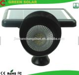 Riflettori solari, indicatori luminosi solari di paesaggio 18-LED