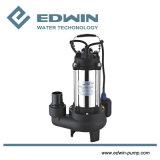 V1100f sumergible de aguas residuales bomba de agua