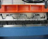 Высшее качество оцинкованного листа в открытую террасу пол роликогибочная машина