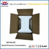 Display LCD Hart transmissores de pressão diferencial