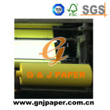 Venta caliente Woodfree Colorido papel offset fabricada en China