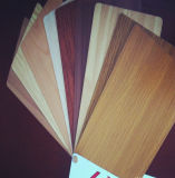 Comitato composito di alluminio di sembrare del legno di alta qualità