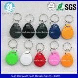 무료 샘플! 접근 제한을%s 불규칙한 RFID Keychain
