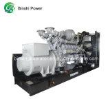 パーキンズエンジンを搭載する800kVAディーゼル発電機
