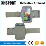 Deporte al aire libre superficial Lleno-Reflexivo que ejecuta el brazal del teléfono móvil para el iPhone