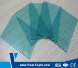 Ozean-Blau-Glas/bügeln niedrig Glas-/farbiges/reflektierendes Floatglas