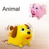 동물성 소형 장난감, 활동, 교육 & 쉬운 실행 장난감을 배우기