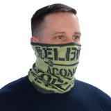 Scaldino 100% del collo del foulard di Microfiber del turbante del collo di corsa con gli sci (YH-HS411)