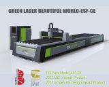 Máquina de estaca plástica do laser da fibra do metal automático da fibra do CNC