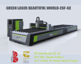 Cortadora plástica del laser de la fibra del CNC del metal automático de la fibra