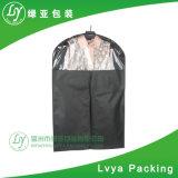 Kundenspezifischer fördernder preiswerter Klage-Deckel-Kleid-Beutel des Kleidung-Kleid-pp. nicht gesponnener