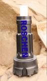"""En bas de l'outil à pastilles du trou M80-241mm DTH pour """" marteau 8"""
