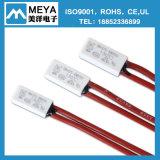 Geschlossener Thermoschalter 5A 250V des Temperaturregler-Schalter-Ksd9700 normalerweise