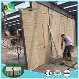 Pannello a sandwich isolato del cemento del materiale da costruzione ENV per parete interna/esterna