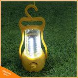 Lanterna di campeggio chiara solare Emergency ricaricabile esterna del Portable 35 LED