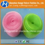 Crochet réutilisable et bande de Velcro de boucle Non-Balayée par boucle