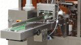 Poche avec la machine à emballer de fermeture éclair