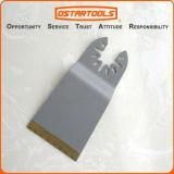 enduit titanique bimétallique de 45mm (1-3/4 '') Multitool scie la lame