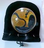 Sfera di manipolazione acrilica del contatto trasparente libero della sfera 75mm (3 pollici)