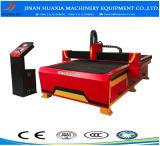 Flacher Metallblatt kombinierter CNC-Plasma-Ausschnitt und Bohrmaschine