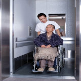 Fujizy Raumersparnis-Sicherheits-Krankenhaus-Bett-Höhenruder für geduldigen Hersteller
