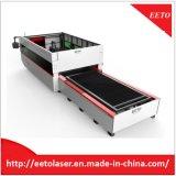 1000W CNC de Scherpe Machine van de Laser met het Ruilen van Lijst