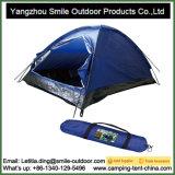 Tente campante moderne d'épreuve du commerce blanc UV argenté de cosse